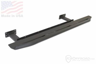 JCR OFFROAD - XJ Rock Sliders Classic Jeep Cherokee (84-01) Long Arm Compatible