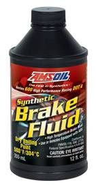 Amsoil - Amsoil Series 600 DOT 4 Racing Brake Fluid