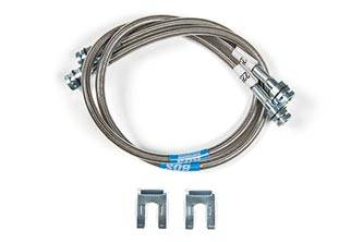 "BDS - 5 Layer Rear Extended Brake Lines for your 07+ JK 4-6.5"" Lift recommended"