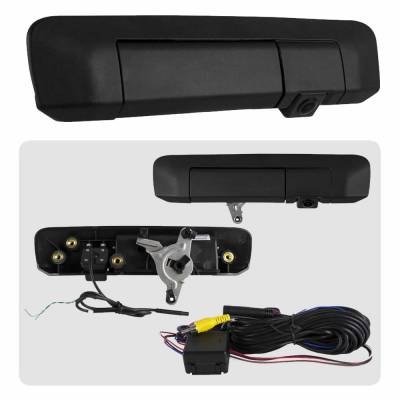 iBeam - TOYOTA TACOMA TAILGATE HANDLE CAMERA HD