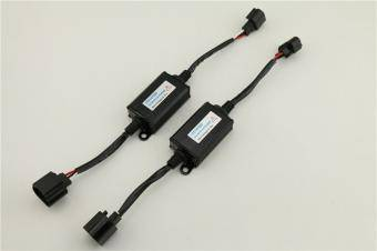 Lifetime LED - H13 ANTI FLICKER HARNESS for Jeep/Chrysler CANBUS ISSUES