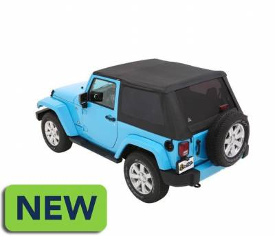BESTOP - Trektop NX Plus Soft Top 2 DR