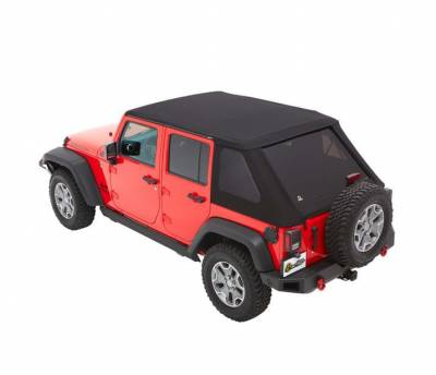 BESTOP - Trektop NX Plus Soft Top 4 DR