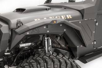 Fab Fours - JEEP JK Front Fender Flare