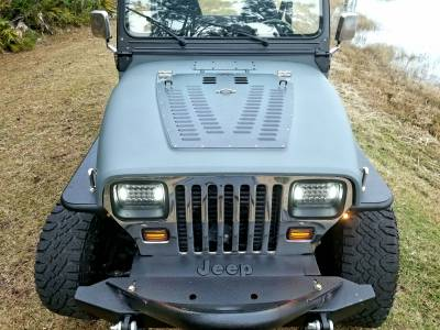 SOLD Jeep Wrangler YJ