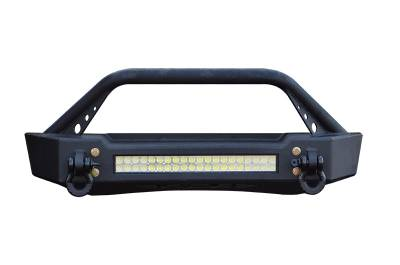Ace Engineering - JK Bumper and LED Light Combo Bull Bar - Image 3