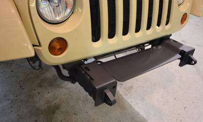Ace Engineering - ACE JK Pro Series Aluminum Front Bumper - Image 3