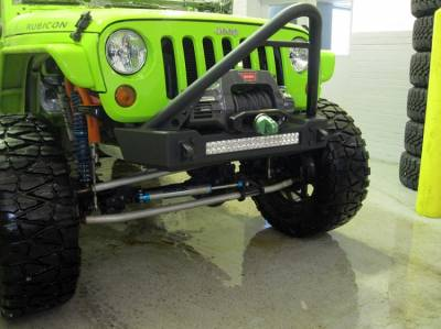 Ace Engineering - JK Bumper and LED Light Combo - Stinger - Image 2