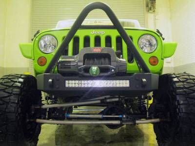 Ace Engineering - JK Bumper and LED Light Combo - Stinger - Image 3