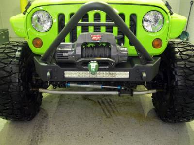 Ace Engineering - JK Bumper and LED Light Combo - Stinger - Image 4