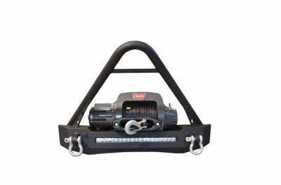 Bumper & Body - Ace Engineering - Ace Engineering - ACE JK Pro Series Front Bumper (Stinger)