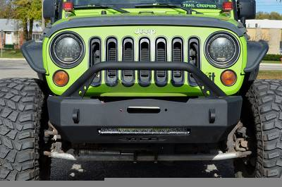 Ace Engineering - ACE JK Expedition Series Stubby Bumper Combo (Bull Bar) - Image 4