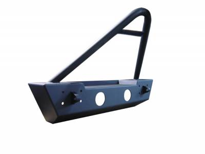 Bumper & Body - Ace Engineering - Ace Engineering - ACE JK Stubby Bumper (Stinger)