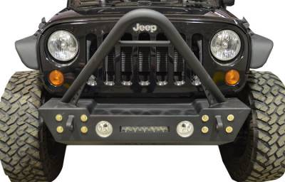 Ace Engineering - ACE JK Stubby Bumper (Stinger) - Image 2