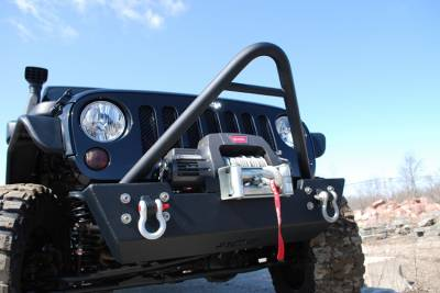 Ace Engineering - ACE JK Stubby Bumper (Stinger) - Image 3