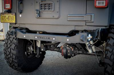 Bumper & Body - Ace Engineering - Ace Engineering - ACE JK Hammertown Rear Armor