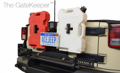 Bumper & Body - Ace Engineering - Ace Engineering - The GateKeeper