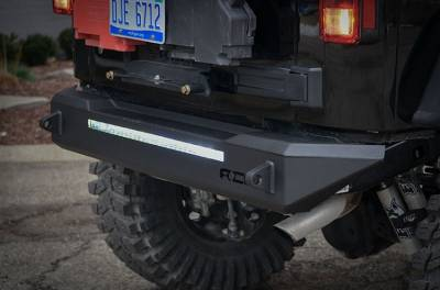Ace Engineering - ACE JK Halfback Bumper - Image 3