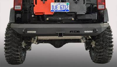 Ace Engineering - ACE JK Fullback Bumper - Image 2