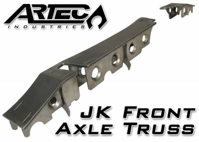 Trusses - Artec Industries - Artec Industries - JK Front Axle Truss