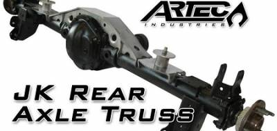 Trusses - Artec Industries - Artec Industries - JK Rear Axle Truss