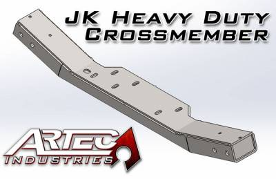 Artec Industries - JK HD Crossmember - Image 1