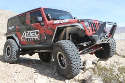 Artec Industries - JK Front Inner Fenders NO CUTOUT - Vented - Image 4