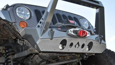 Artec Industries - JK Front Bumper ROCK GUARD - Image 2