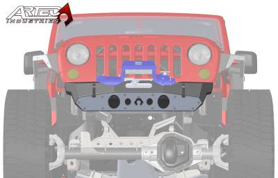 Artec Industries - JK Front Bumper ROCK GUARD - Image 3