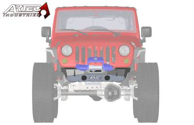 Artec Industries - JK Front Bumper ROCK GUARD - Image 4