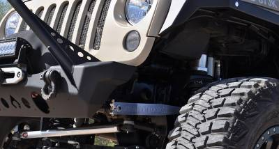Artec Industries - Nighthawk JK Front Bumper with Mid Tube Stinger - Image 5