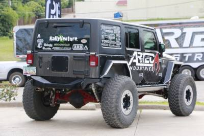 Artec Industries - Nighthawk JKU Rear Bumper - Image 3