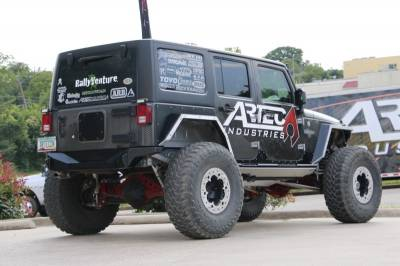 Artec Industries - Nighthawk JKU Rear Bumper - Image 4