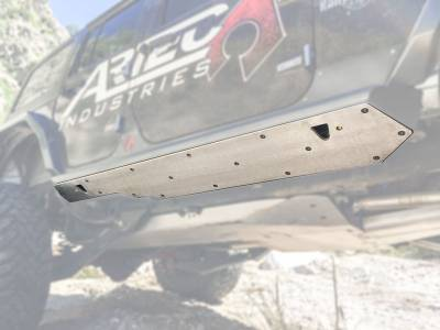 Bumper & Body - Artec Industries - Artec Industries - JKU NightHawk Sliders Rock Guard Kit