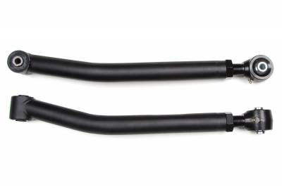 Suspension - Control Arms - BDS - Gen II Control Arms Adjustable Flex w/Rubber Bushings Jeep Wrangler JK Front Lower 07-15