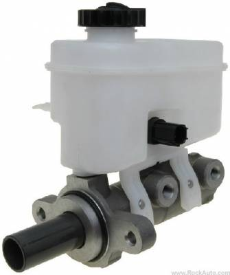 Brakes - Upgrade Packages - Teraflex - JK Wrangler 07-11 Brake Master Cylinder Kit w/ Oversized Bore