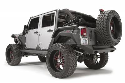 Fab Fours - JEEP JK Rear Fender Flare - Image 2