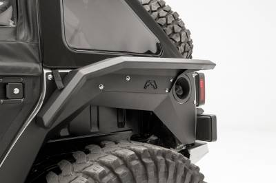 Fab Fours - JEEP JK Rear Fender Flare - Image 6
