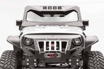 Fab Fours - JEEP JK Vicowl 4-Light Insert - Image 2