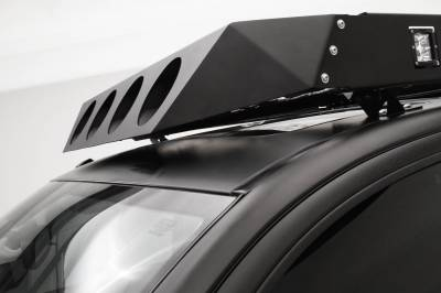 Fab Fours - 4 LIGHT ROOF RACK FACE PLATE - Image 8