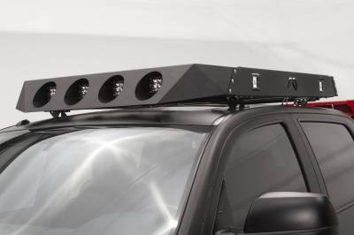 Fab Fours - 4 LIGHT ROOF RACK FACE PLATE - Image 10