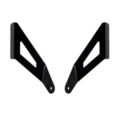 "Extra Light - Mounts - Heise - FORD SUPERDUTY 1999-2014 54"" CURVED LIGHT BAR BRACKETS"