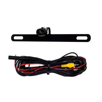 Backup Camera - iBeam - iBeam - ABOVE LICENSE PLATE CAMERA