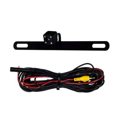Backup Camera - iBeam - iBeam - BEHIND LICENSE PLATE CAMERA