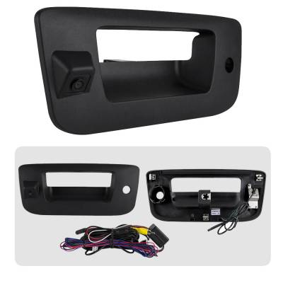 iBeam - CHEVY/GMC TAILGATE HANDLE CAMERA HD