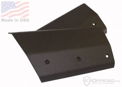 Bumper & Body - JCR Offroad XJ - JCR OFFROAD - XJ Quarter Panel Armor Lower Jeep Cherokee (84-01)