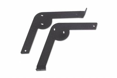 JCR OFFROAD - XJ RotoPax Mounts Adventure Tire Carrier Jeep Cherokee (84-01) - Image 1