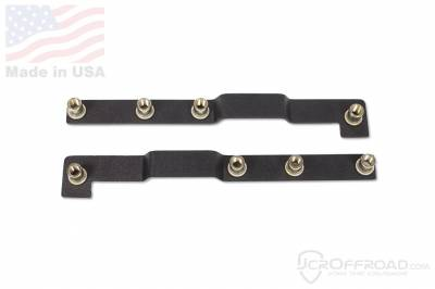 Bumper & Body - JCR Offroad XJ - JCR OFFROAD - XJ nut strip Rear Jeep Cherokee (84-01)