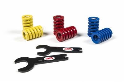 Suspension - Disconnects - JKS MFG. - Flex Connect Performance Springs Master Kit