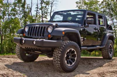 "JKS MFG. - JSPEC 3.5"" Suspension System 2007-2016 Jeep Wrangler JK (4 Door) - Image 2"